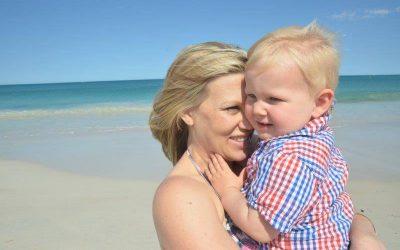 HypnoBirthing® Mum has a dream home birth after previous caesarean