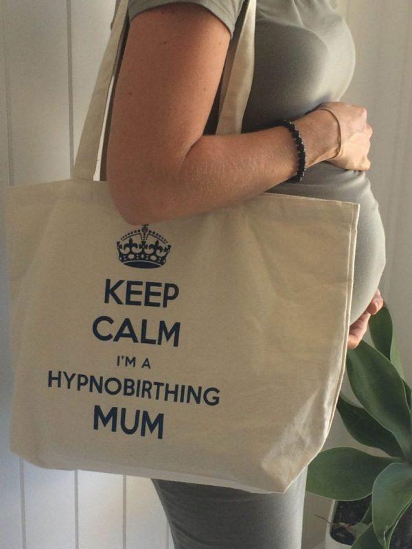 HypnoBirthing Tote Bag