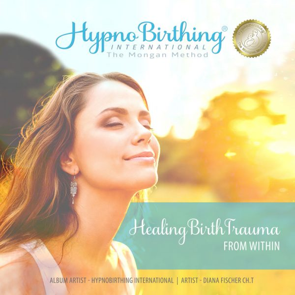 CD Healing Birth Trauma Cover