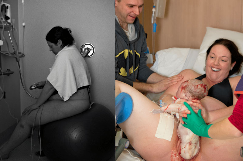 Giving Birth