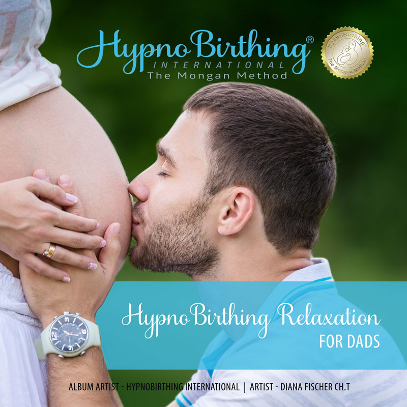 CD HypnoBirthing Relaxation For Dads